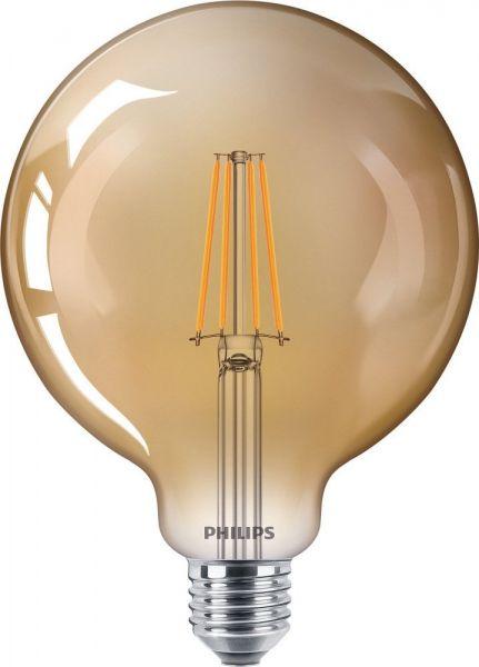 Philips Classic Bulb 8W   Ersetzt 50W