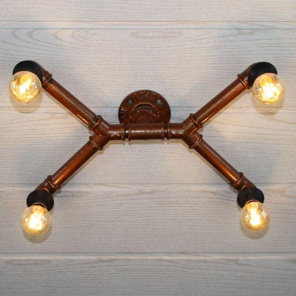 "Deckenlampe ""Little Austin"" ½ Zoll"